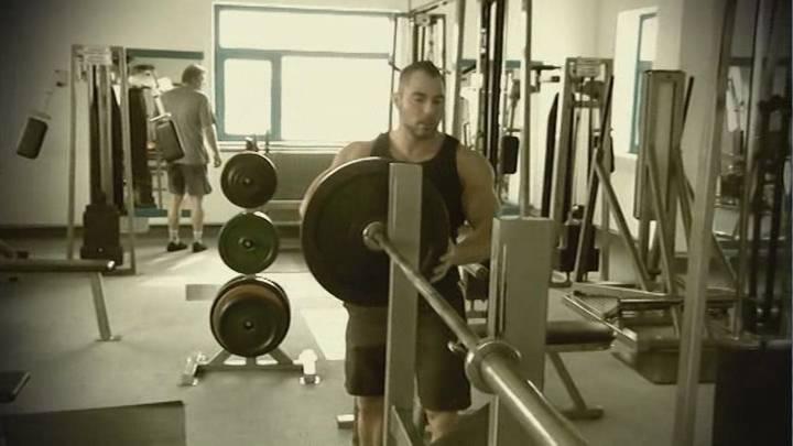 gyakorolja az edzőteremben magas vérnyomás esetén)