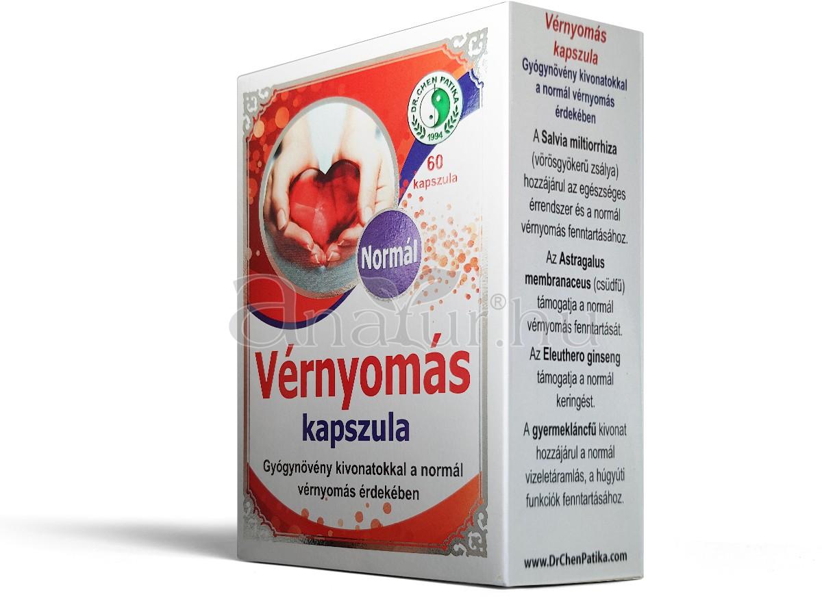 vitaminok magas vérnyomásról vélemények