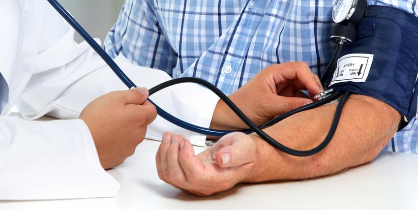 magas vérnyomás esetén az erek beszűkültek