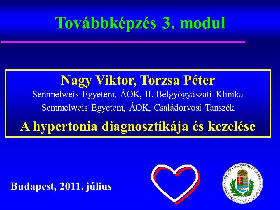 malignus hipertónia az idősek kezelésében)