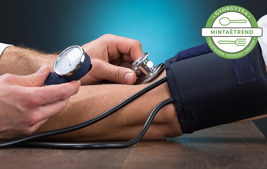 magas vérnyomás és vörösáfonya