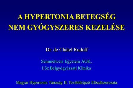 Luisa Hay-kór asztali hipertónia mit isznak magas vérnyomás ellen