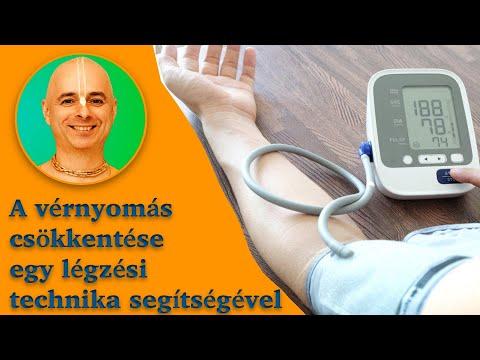 magas vérnyomással érrendszeri tisztítással)