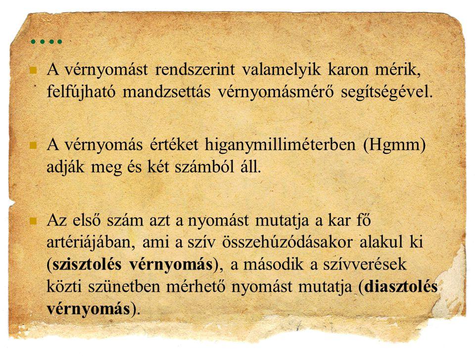 a hipertónia és a vds közötti fő különbségek)