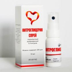 nitroglicerin és magas vérnyomás