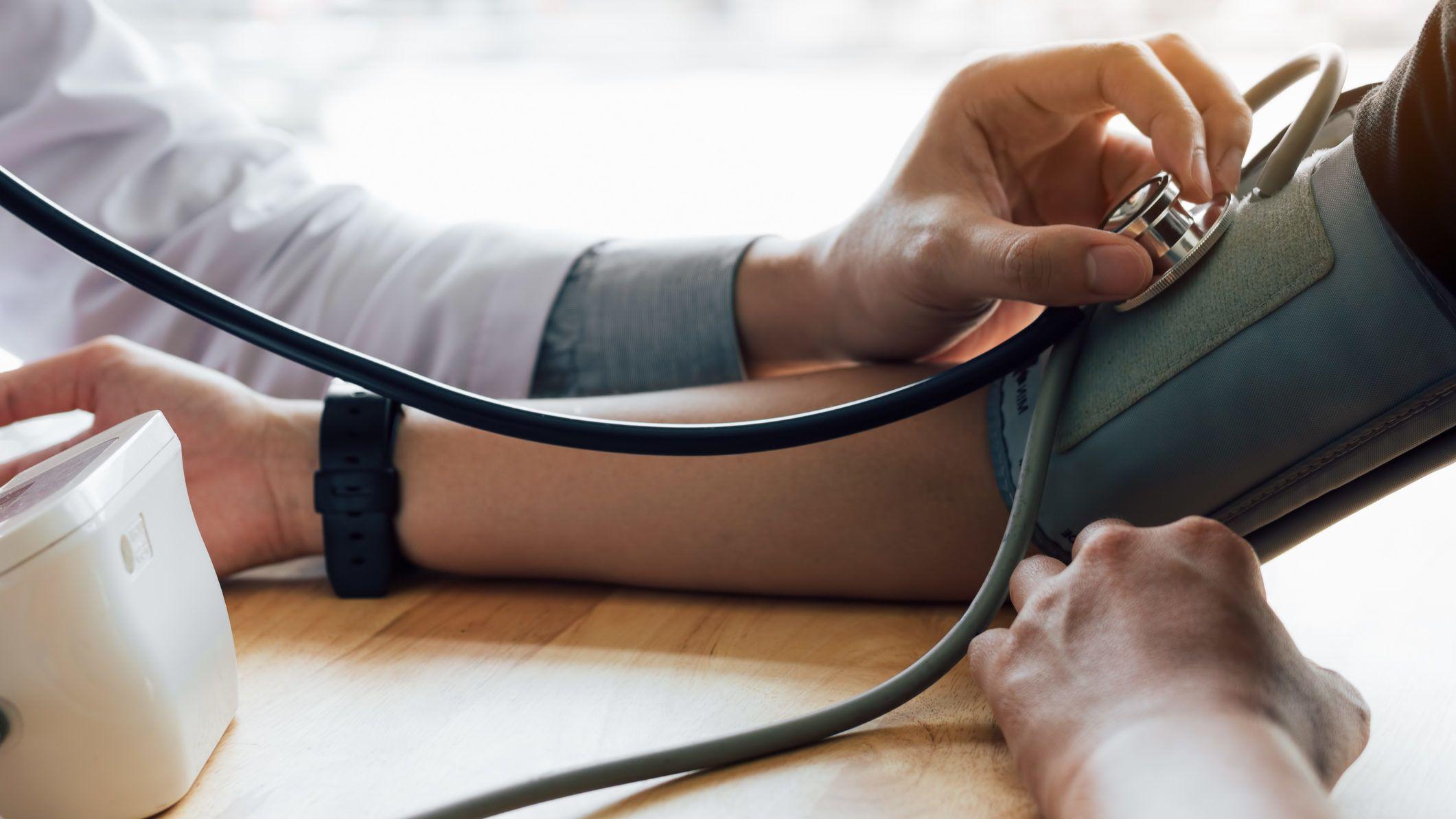 magas vérnyomás felfedezése)
