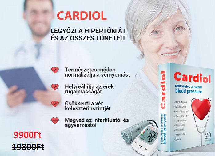 valerian magas vérnyomás esetén