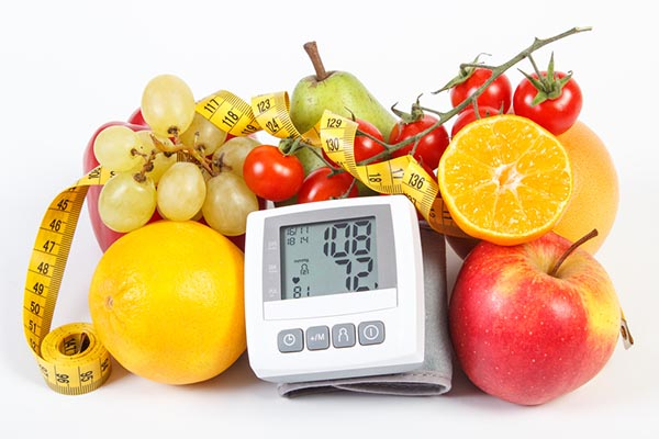 termékek magas vérnyomás esetén 3 fok