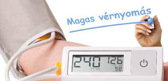 nyomelemek magas vérnyomás)