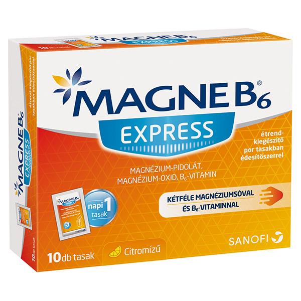 magne b6 magas vérnyomás)