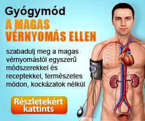magas vérnyomás és kalcium