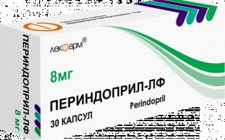 PERINDOPRIL 1 A PHARMA 4 mg tabletta