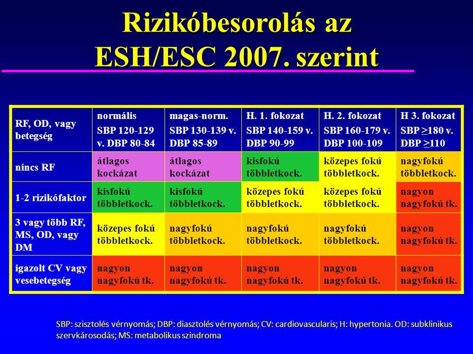 magas vérnyomás 2 fokozat 2 szakasz 3 kockázati fokozat