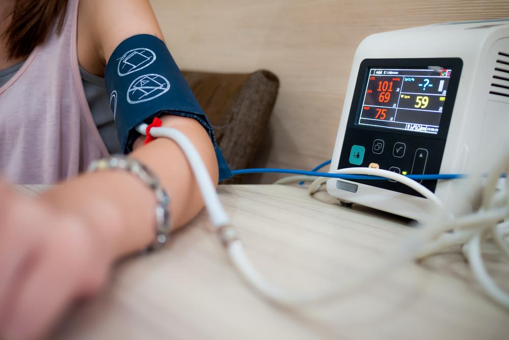 magas vérnyomás esetén a pulzus 100)