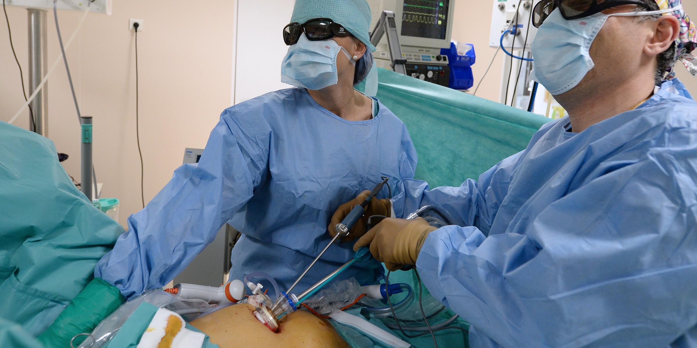 magas vérnyomás bypass műtét