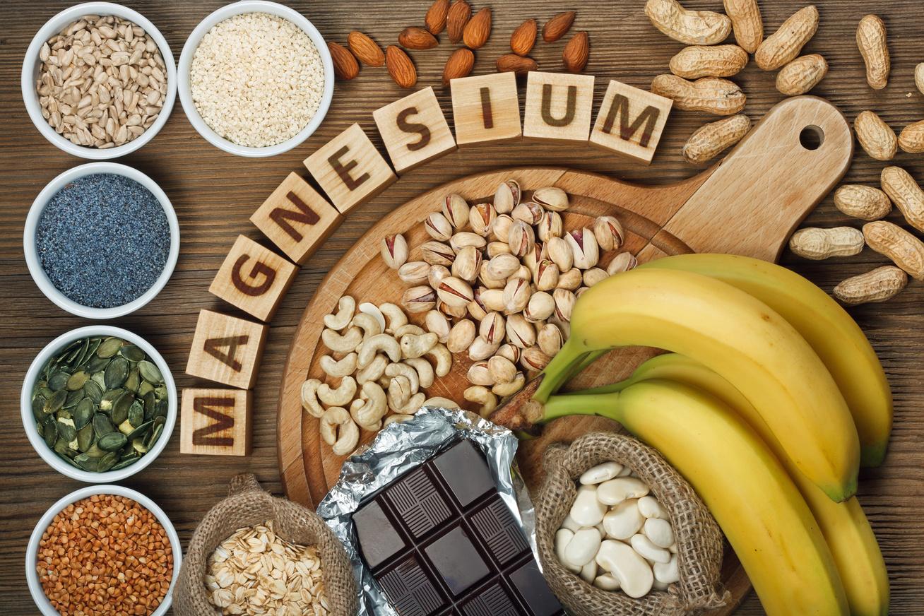Miért fontos a magnézium? Milyen élelmiszerekben található meg?
