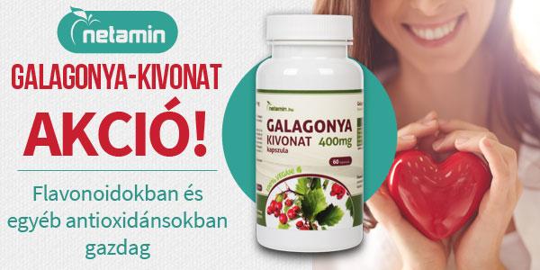 galagonya angina pectoris és magas vérnyomás esetén)