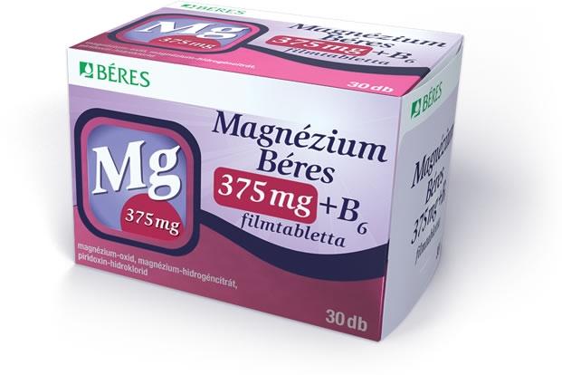 magnézium és b6-vitamin magas vérnyomás)