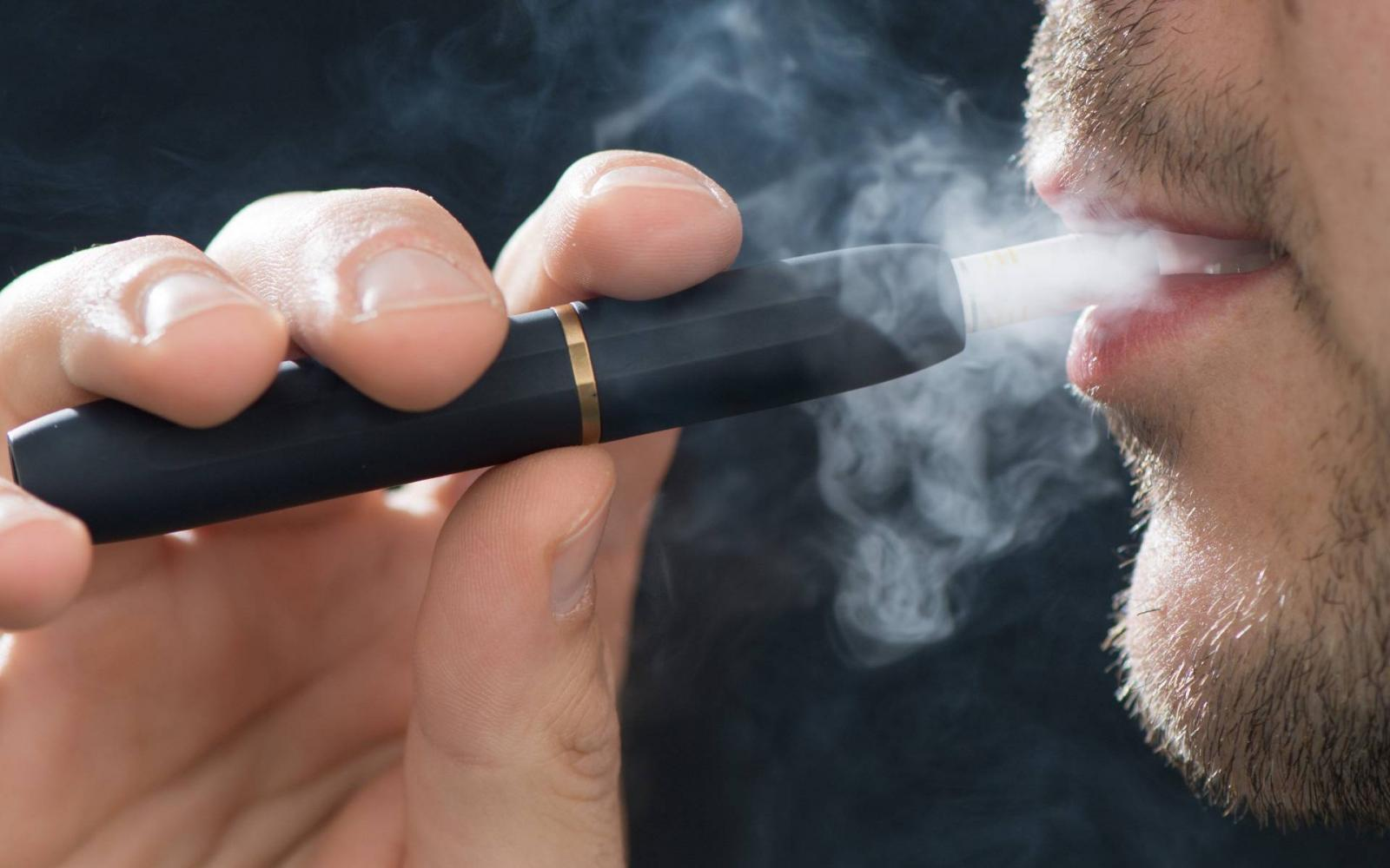 e-cigaretta és magas vérnyomás