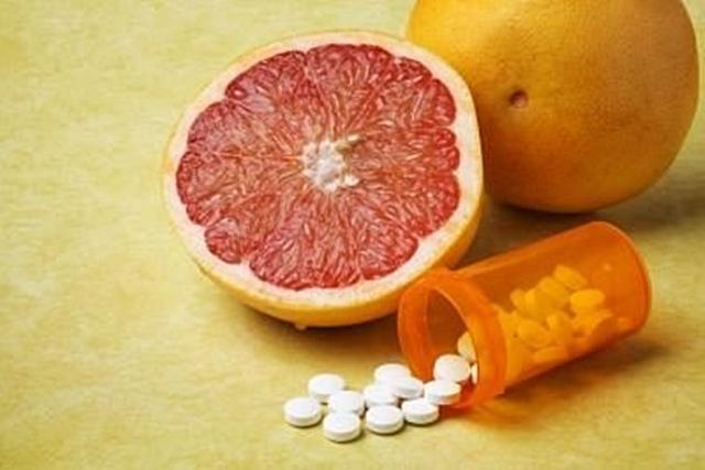 magas vérnyomás és grapefruit)