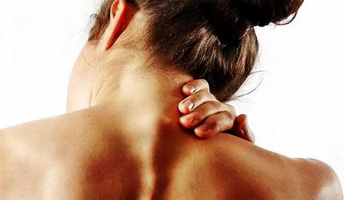 a nyaki gallér zóna masszírozása magas vérnyomással)