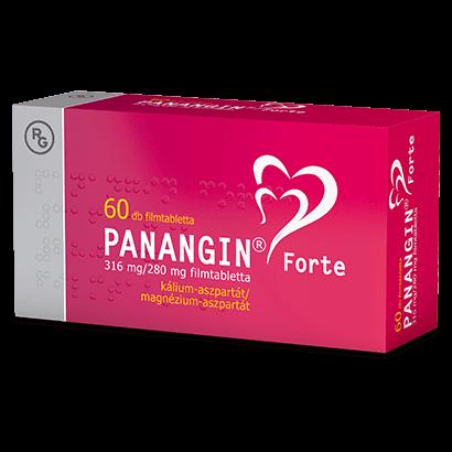 Magnéziumpótlás | Panangin® Forte