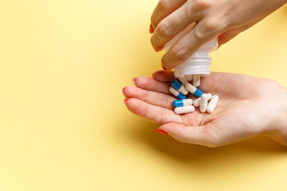 gyógyszer a magas vérnyomásért fotó