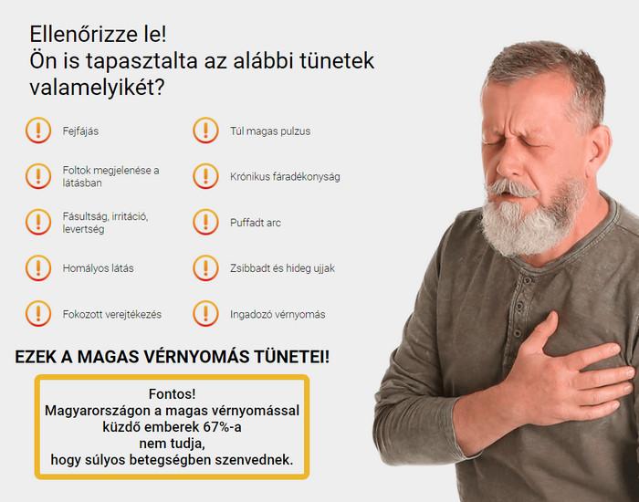 Magas vérnyomás-kezelési fórum