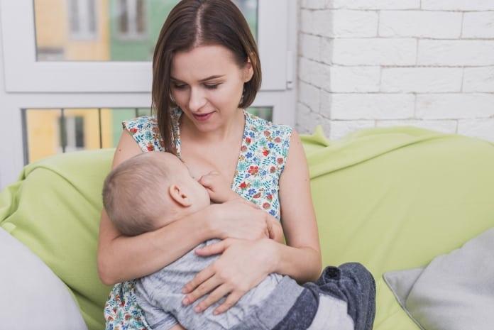 Csecsemőtáplálás, szoptatás - Dr. Marton Anita