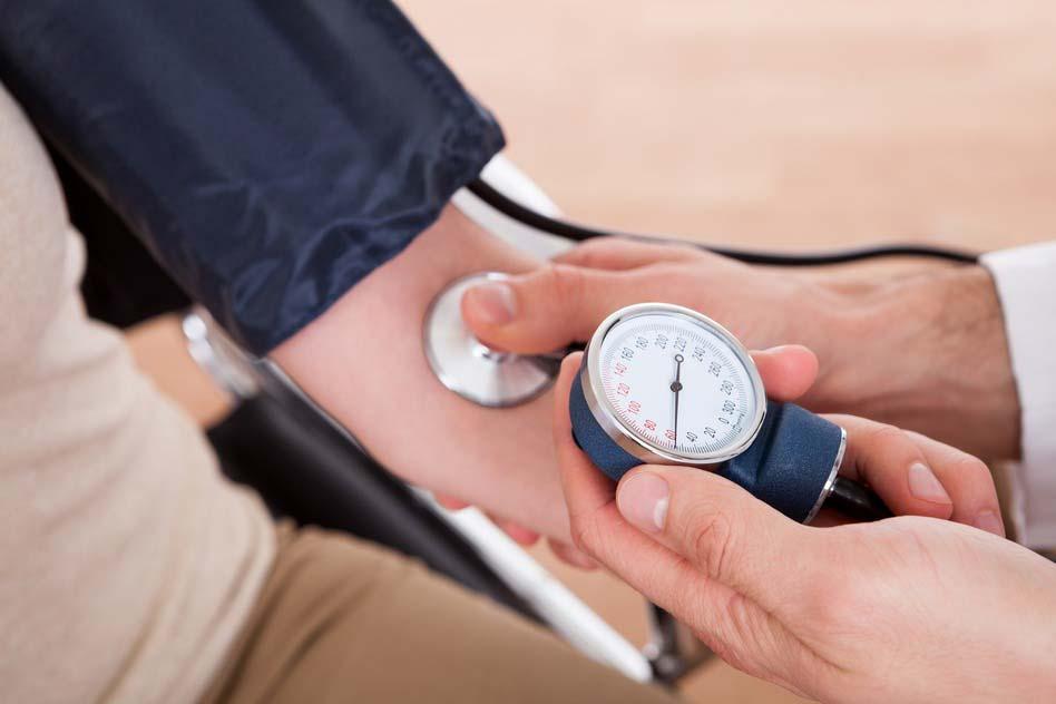 hideg vízzel öntve a magas vérnyomást
