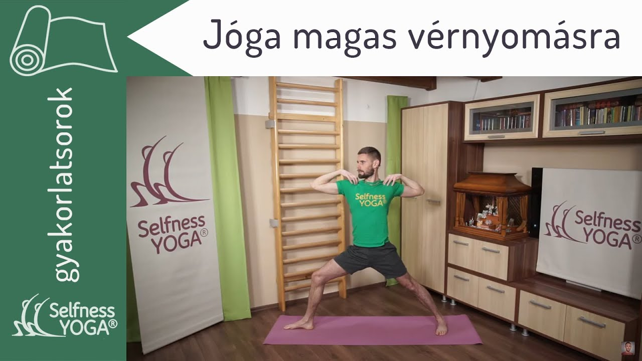 magas vérnyomás kezelés videó tanfolyam)