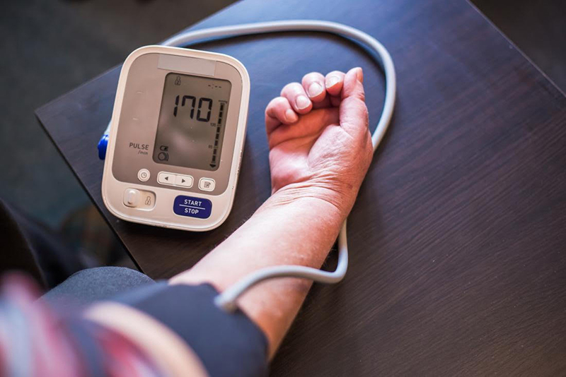 magas vérnyomás mutató