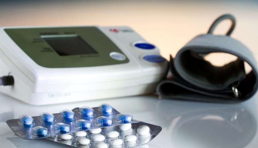 magas vérnyomás kezelésére szolgáló gép)