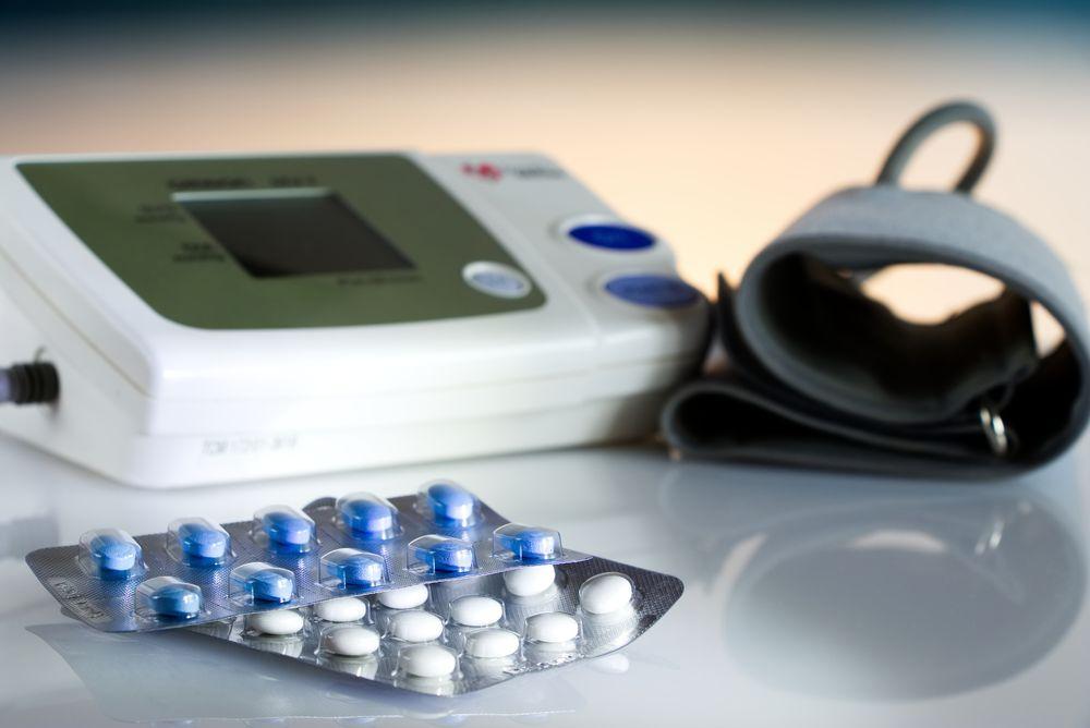 magas vérnyomás és szívbetegségek elleni gyógyszerek magas vérnyomás anamnézisben diabetes mellitusban