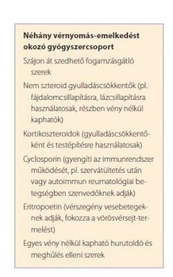 dekompenzációs stádiumú hipertónia