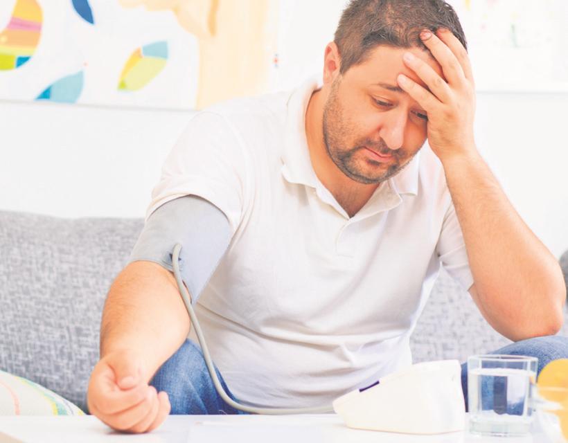 Szimpatika – A hipertóniát túl is lehet kezelni