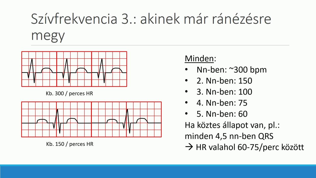 Gyógyszerek magas vérnyomásra - Magas vérnyomás (Hipertónia)