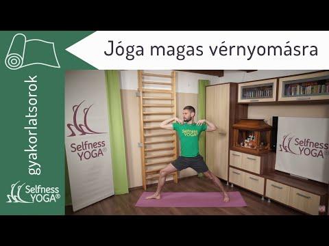 Magas vérnyomás jóga terápiája - ALAP verzió   online képzés és tanfolyam - Webuni
