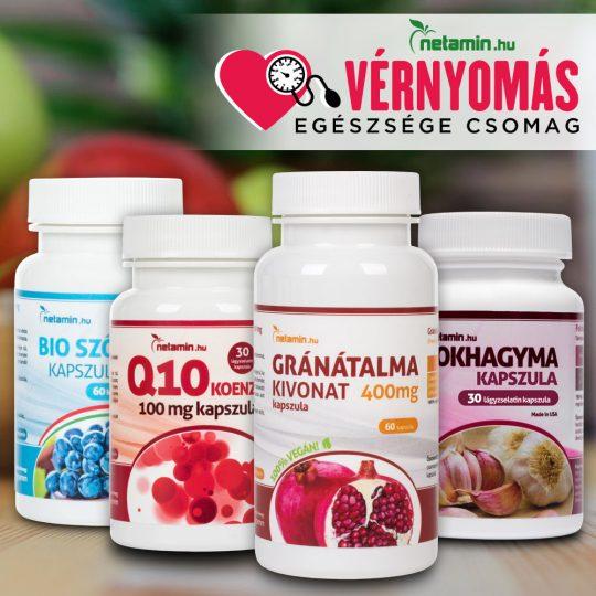 fehérjék a magas vérnyomás ellen