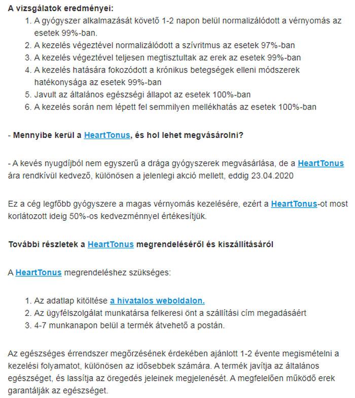 Normalife – Funkció – Vélemények 2020