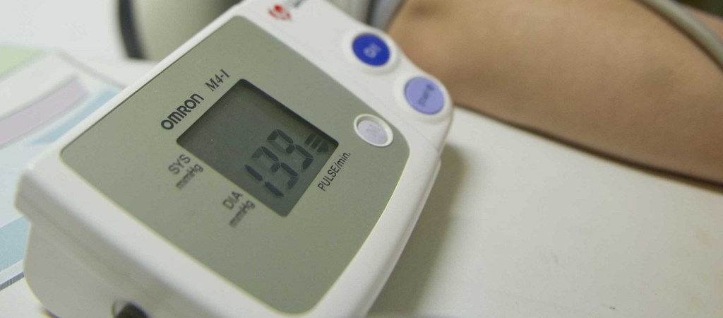 magas vérnyomás felfedezése