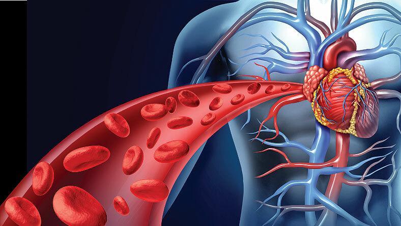a vérkeringés következményeinek kis körében magas vérnyomás)
