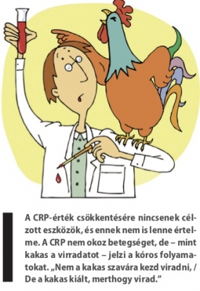 c hipertónia elleni reaktív fehérje)