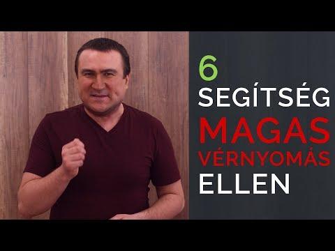 magas vérnyomás 2 fokos videó)