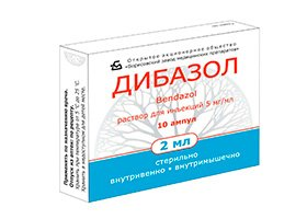 dibazol injekciók magas vérnyomás ellen)
