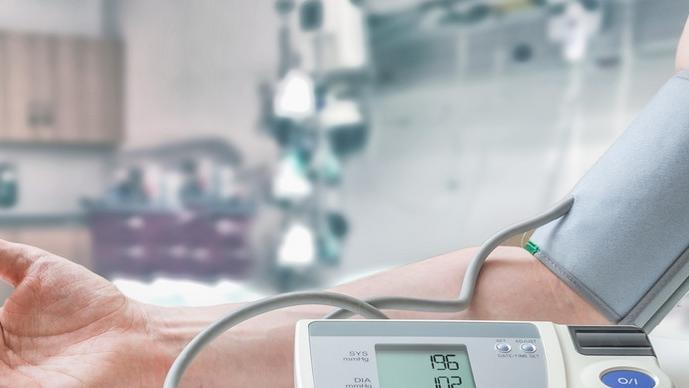 szünetet adott a magas vérnyomásért mind a nyomásról és a magas vérnyomásról