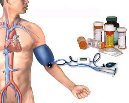 fordítsa le a magas vérnyomást