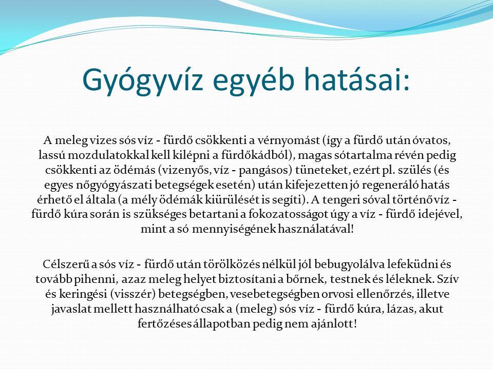 fürdők tengeri sóval a magas vérnyomás ellen)
