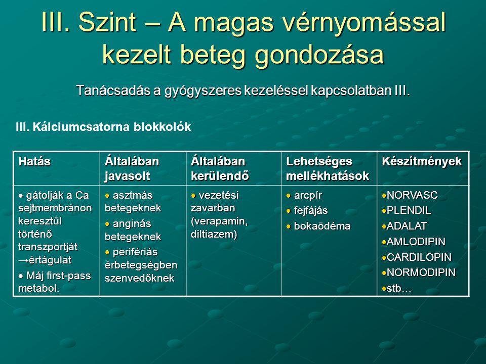 2 fokozatú magas vérnyomás 3 kockázat rokkantság)