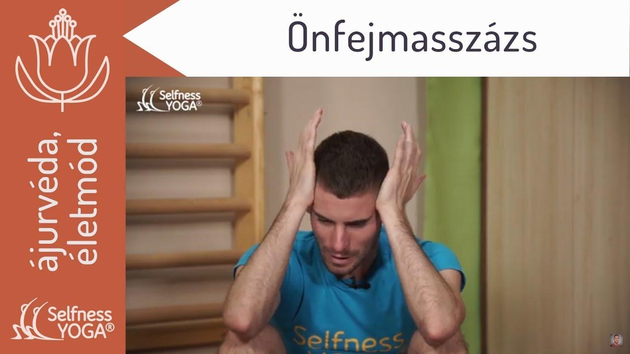 fejmasszázs hipertónia videó magas vérnyomás és láz mit kell tenni